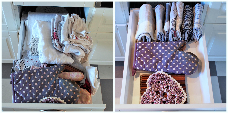 Organisera kökslådor 1