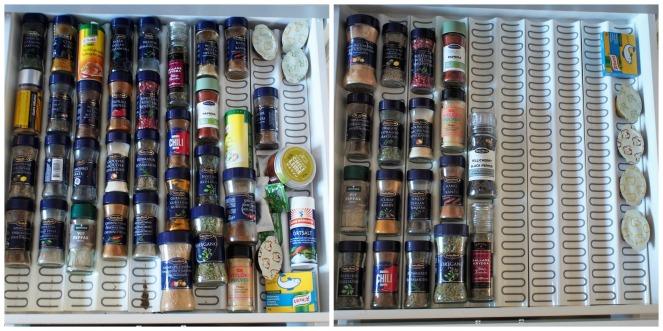 Organisera kökslådor 10